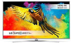 "LG 55UH770V 55"" 4K UHD Smart TV - £704.22 @ Ebuyer"