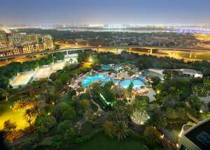 6 nights - 2 adults + 2 kids dubai accomodation £660.00!!! Hyatt 5 star @ Secret Escapes