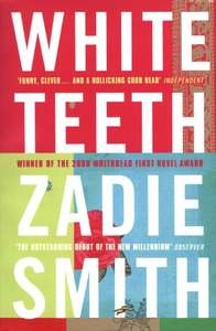 White Teeth by Zadie Smith 99p on Kindle @ Amazon