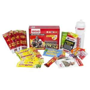high 5 race pack, £5.99, 1.99 postage or free over £9.00 at Wiggle