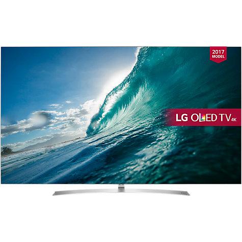 LG OLED55B7V Bundle Offer £2249 - John Lewis