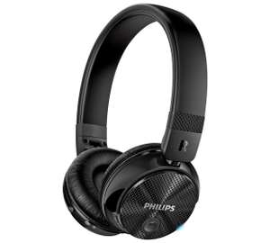 Philips Wireless Noise-Cancelling Bluetooth Headphones half price £39.99 Argos