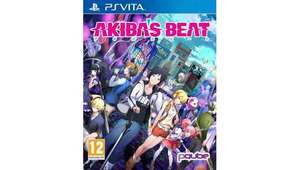 Akiba's beat (PS vita) £18.85 @ Base