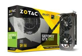 GeForce GTX 1060 AMP Edition 3072MB GDDR5 PCI-Express Graphics Card £204.89 delivered @ Overclockers