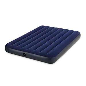 INTEX Full Downy air bed with pump - £7.50 instore @ ASDA (Peterborough)