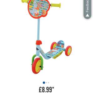 In The Night Garden Tri Scooter @ Argos - £8.99