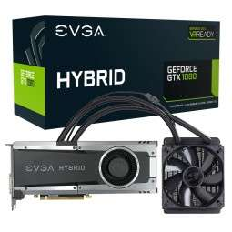 EVGA GeForce GTX 1080 Hybrid Gaming 8192MB GDDR5X PCI-Express Graphics Card - £499.99 @ OCUK