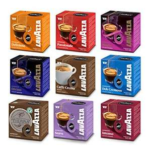 Lavazza coffee pods £1 off whole range £3.25 @ Ocado