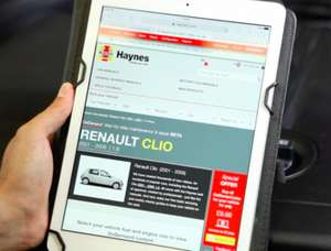 Free Car Maintenance also £2.99 for one job @ Haynes On Demand