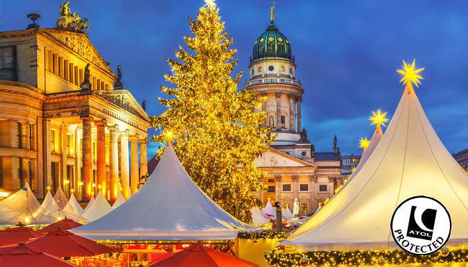 Berlin Christmas Market Break, 2 Nights + Hotel & London Flights £69 @ gogroupe