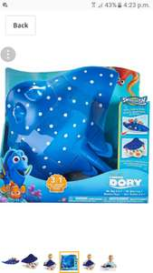Finding dory Mr ray playset £2.99 @ Home bargains