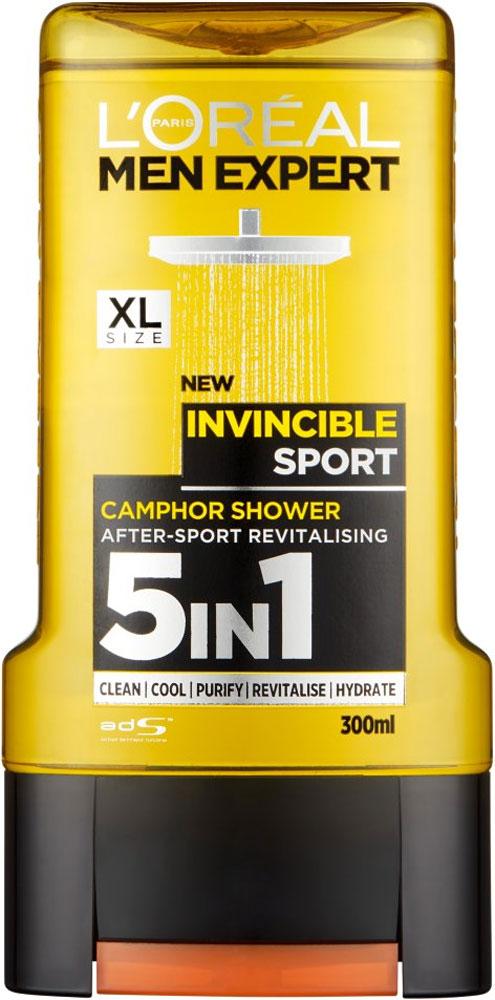L'Oreal Men Expert Invincible Shower Gel 300ml was £2.99 now £1.99 @ Superdrug