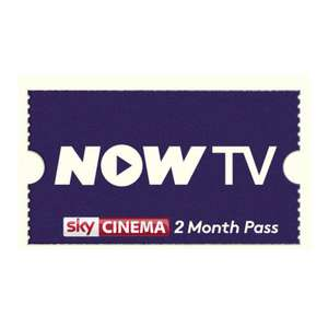 2 Months Sky Cinema Pass - £7.95 - TheGameCollection