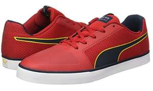 Puma Red Bull Wings Vulc Low Tops from £24.75 delivered @ Amazon