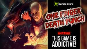 One Finger Death Punch Steam key Giveaway Bundle Stars is giving away 30000 Steam keys in a Free Raffle
