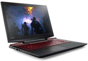 Lenovo Legion Y720 GTX1060 (6GB), i7 7700HQ Gaming Laptop £1169.99 @ Lenovo
