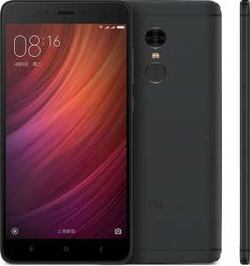 Xiaomi Redmi Note 4X 4G Phablet 3GB Ram/32GB ROM Black(intl version) £116.98 from Gearbest