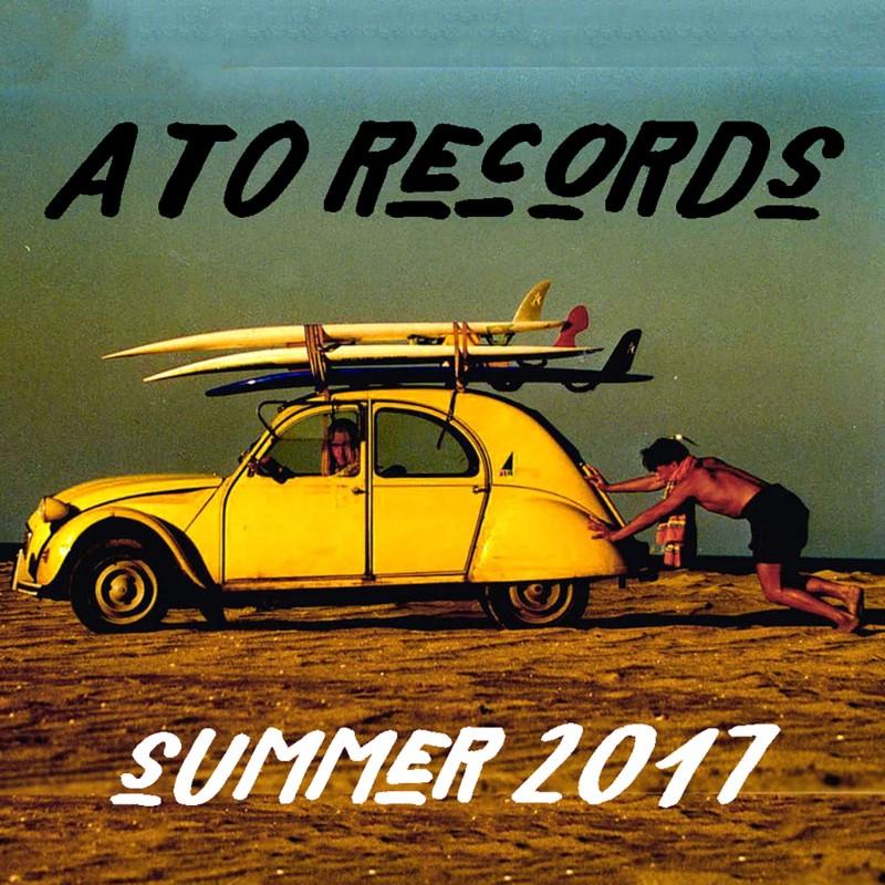 ATO Records: ATO Summer 2017 Sampler - free mp3 download @ noisetrade.com