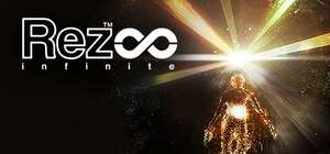 Rez Infinite out on PC with optional Oculus & Vive VR support, 20% off till 16th August, Steam, £15.99
