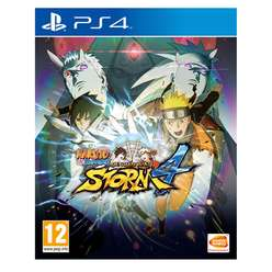 Naruto Shippuden Ultimate Ninja Storm 4: Road to Boruto (PS4) £14.99 Delivered @ Game