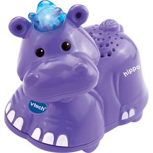 Vtech Toot-Toot Animals Hippo - £3.49 @ ELC (free Click & Collect)