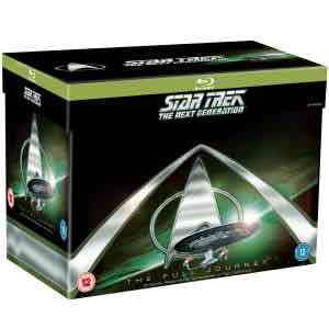 STAR TREK: THE NEXT GENERATION COMPLETE BLU-RAY £37.79 @ zavvi with code  10% OFF - CODE: SCIFI10