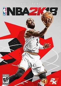 ~40% off NBA 2K18 Pre-order (Steam) £23.99 @ CDKeys