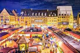 From Manchester: 2 Night Christmas Markets Nuremberg just £66.07pp 3-5th December @ Ryanair