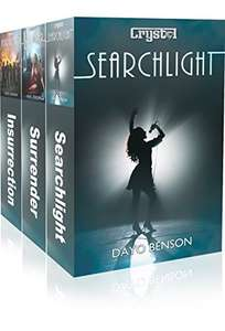 The Crystal Series Boxed Set: A Christian Romantic Thriller Series (Books 1 - 3: Searchlight, Surrender & Insurrection) Kindle Edition