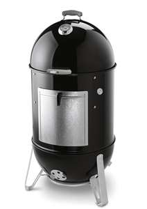 "Weber Smokey Mountain 57cm charcoal cooker at bbqworld ""CLEAR10"" 10% discount - £363.69 delivered"