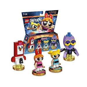 Lego dimensions Powerpuff Girls Team Pack Pre-Order Only £14.99 @ amazon (Pre-order)