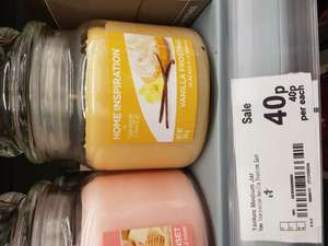 Medium Yankee candles for only 40p in asda