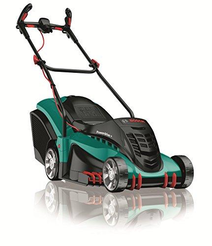 Bosch Rotak 43 Ergoflex Electric Rotary Lawn Mower, Cutting Width 43 cm` £129.99 - Amazon