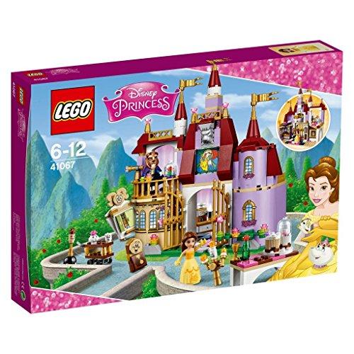 LEGO 41067 Disney Princess Belle's Enchanted Castle Construction Set £29.99 @ Amazon