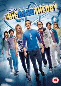 The Big Bang Theory (Pre-owned) Season 1-6 - £2.24 - MusicMagpie (10% Taken at Checkout)