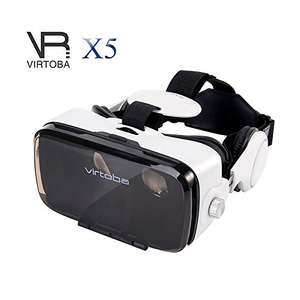 VR Headset 30% discount with code £17.28 Sold by Unipro Tek and Fulfilled by Amazon