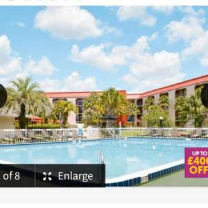 Florida Leaving from Manchester 10sep for 2weeks with breakfast £1132 for 2adults & 2 children with thomascook
