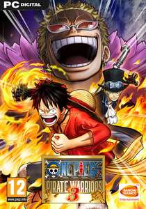 One Piece Pirate Warriors 3 £6.84 / NARUTO SHIPPUDEN: Ultimate Ninja STORM Revolution £4.59 (Steam) @ Gamersgate