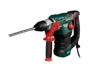 Parkside SDS Hammer Drill With 3 Year Warranty for £39.99 at Lidl from Thursday 17th Aug.