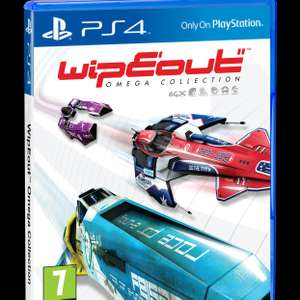 Wipeout Omega Collection (PS4) @ ebay via sholingvideo - £18.95