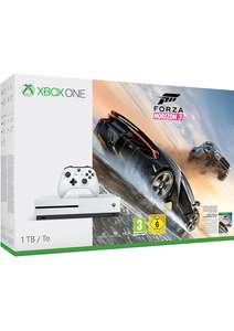 Xbox One S 1TB Console with Forza Horizon 3 on Xbox One £229.85 (+ Next Day courier £5.95) £235.80 @ Simply Games