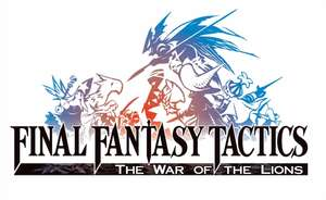 FF Tactics: War of the Lions £5.49 (Android) £5.99 (iOS)