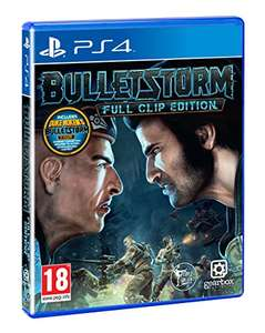 Bulletstorm Full Clip Edition PS4/Xbox One £11.99 Amazon (Prime Members Exclusive)