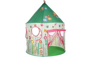 Upto 50% Off Play Tents + Extra 20% Off with code @ Halfords ie Secret Garden Play Tent was £20 now £8 C + C