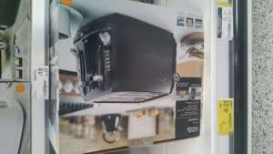 George Home 4 slice toaster - £6.25 (Walkergate)
