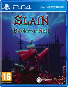 Slain - Back From Hell  PS4 £9.99 @ game