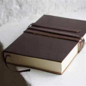 Beautiful Leather Journal - £14 (£11.90 with code) Delivered - WAS £44.99 @ Oh So Cherished