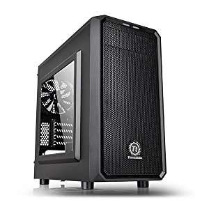 Thermaltake Versa H15 M-ATX Gaming Case with Side Window £28.80 Dispatched from and sold by Scan Computers Intl Ltd - Amazon