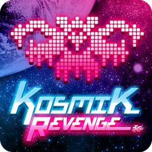 Kosmik Revenge - Retro Shooter now FREE ( was £1.19) @ PlayStore