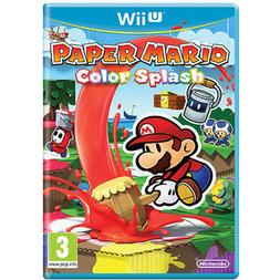 Paper Mario: Colour Splash (Wii U) - £9.99 @ GAME